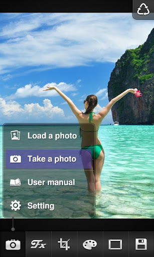 Free FX Photo Editor for your mobile 2