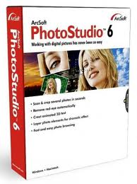 Free ArcSoft PhotoStudio 6