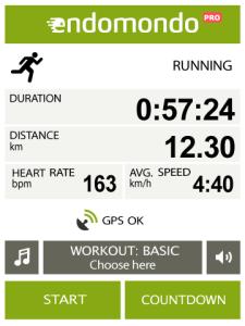 Endomondo Sports Tracker 2