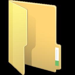 Folder tips
