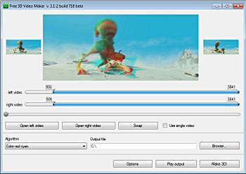 get Free 3D Video Maker