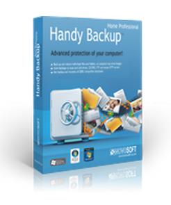 get Handy Backup free