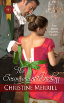 Free ebook: The Inconvenient Duchess by Christine Merrill