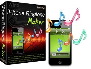 giveaway of WinX iPhone Ringtone Maker