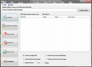 PDF Text Extractor 1