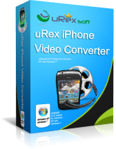 Get free uRex iPhone Video Converter