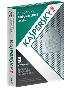 Kaspersky Antivirus for Mac