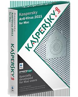 Kaspersky Antivirus for Mac