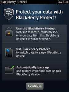 BlackBerry Protect 4