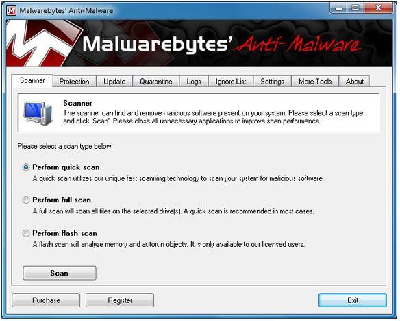 Malwarebytes'