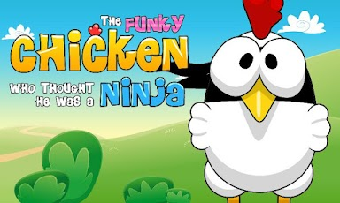Ninja Chicken 1