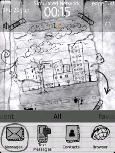 Pencil Sketch-up