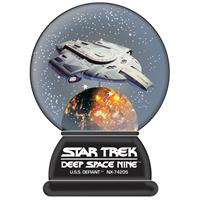 giveaway, Star Trek Snow Globe Collection