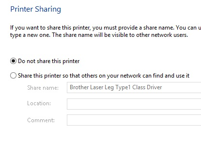 Add a Printer 5