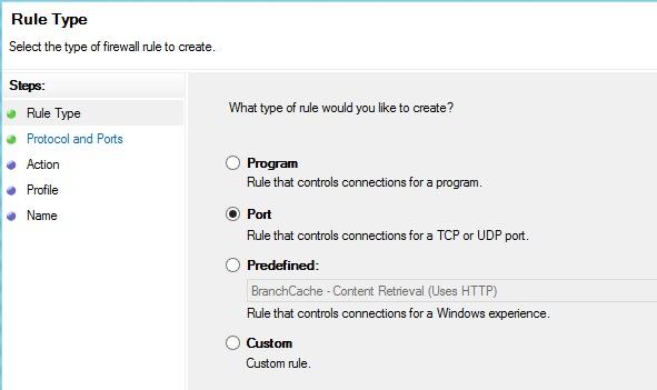 Windows 8 Firewall 11