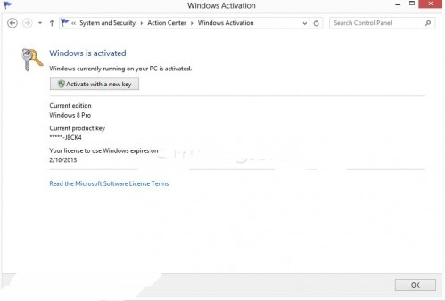 Windows 8 RTM, active, tech tips, tips, how to active windows 8 RTM