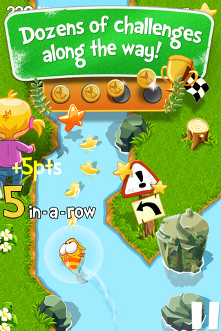 Chasing Yello, free games, download games, iOS game, iPhone, iPad, iPod touch
