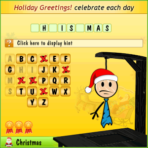 Hangman, learning English, free apps, Blackberry, improve vocabulary