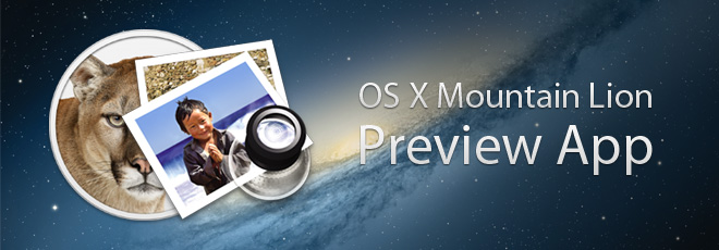 OS X, tech tips, new features