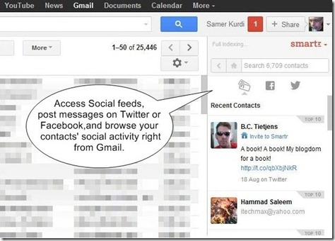 Chrome extension for gmail, amazing extension, internet