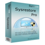 Restore deleted files, giveaway, Restore your Windows system, back up, recover, SysRestore Pro