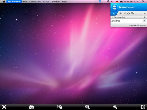 TeamViewer, remote Windows, remote MAC, remote Linux, free apps, free iOS apps