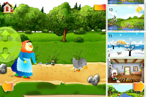 Ugly Ducking, free apps, free games, iPad, iPhone, iPod touch, mobile game