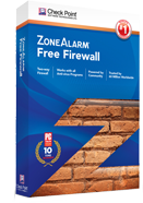 ZoneAlarm Free Firewall 2012, antivirus, freeware, block hacker, spyware, malware