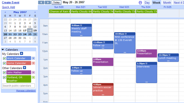 Google Calendar, share a Google calandar, tech tips, tips, internet