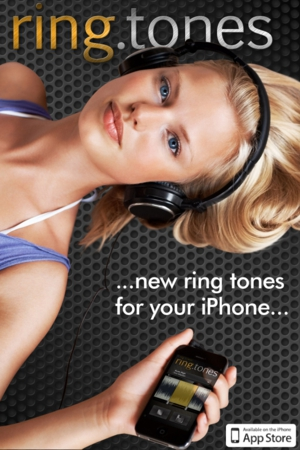 ringtones app, iOS apps, free apps, iPhone, iPad, iPod touch