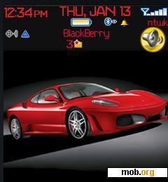 free theme, mobile themes, Blackberry theme, Blackberry
