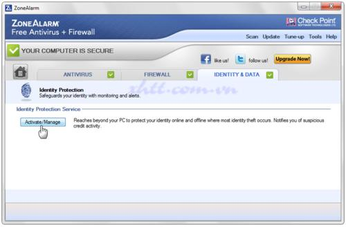 freeware, antivirus, ZoneAlarm, firewall