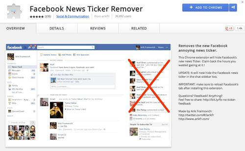tech tips, tips, facebook, news ticker