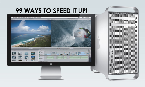 Speed Up Your Mac