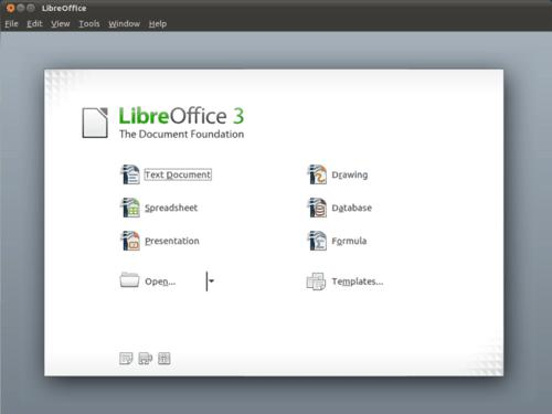freeware, office, LibreOffice, portable apps