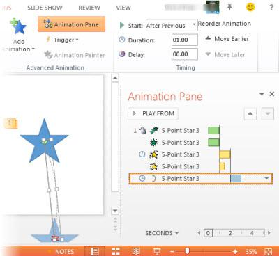 add animation, MS office, MS Powerpoint 2013, office 2013, powerpoint tip, tech tips, tips