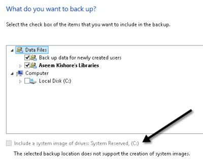 tech tips, tips, windows, windows recovery, windows backup, system image