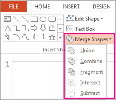 MS office, MS Powerpoint 2013, office 2013, powerpoint tip, tech tips, tips, combine shape