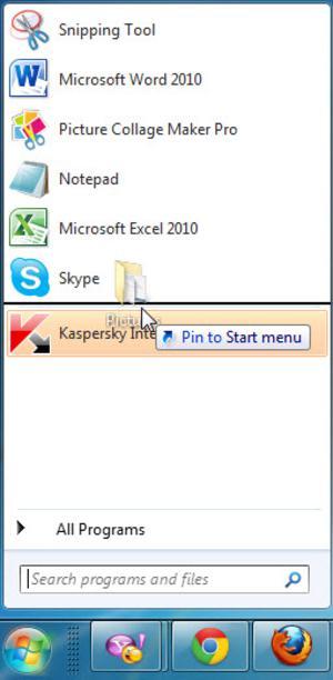 tech tips, tips, windows 7, fast access folder, favorite folder