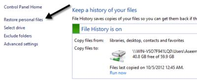 tech tips, tips, windows, windows recovery, windows backup, system image, windows 7, windows 8