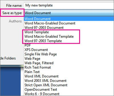 tech tips, tips, MS office, Word 2013, MS Word, Word tips, save as