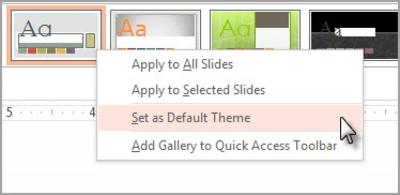 tech tips, tips, MS Powerpoint 2013, office 2013, MS office, powerpoint tip, change slide size, widescreen slide