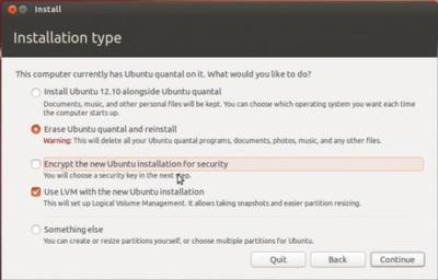 how to encrypt your hard drive ubuntu