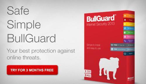 giveaway, giveaway, antivirus, BullGuard Internet Security