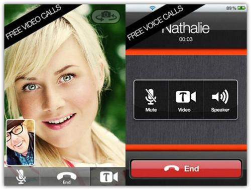 free apps, android apps, iOS apps, Windows Phone apps, free mobile video call, free video phone call, freeware, video chat