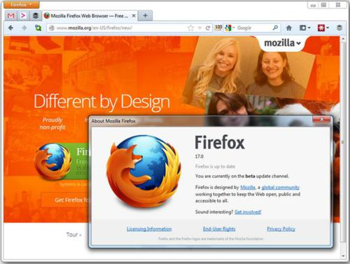 firefox, firefox beta, freeware, browser, internet