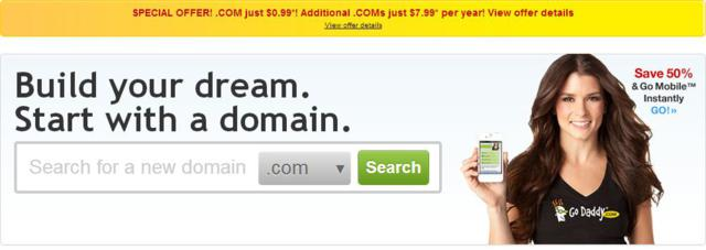 coupon, goddady, hosting, domain