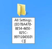 tech tips, tips, windows 8, windows, godmode