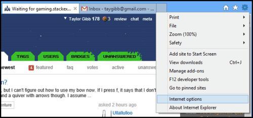tech tips, tips, internet explorer, internet