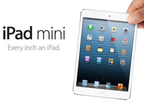 ipad, ipad mini, news